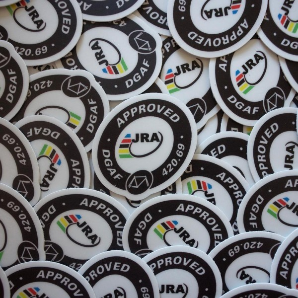 JRA-sticker