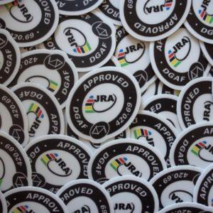 JRA-sticker